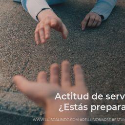 Actitud de servicio